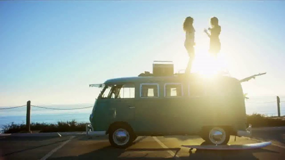 Visit San Diego TV Commercial, 'A San Diego Summer Feeling: Happiness is Calling'
