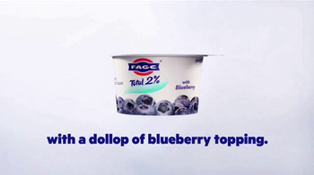 Fage Yogurt  TV Spot, 'Nothing More. Never Less: Blueberry' - Thumbnail 7