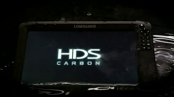 Lowrance HDS Carbon TV Spot, 'The Most Versatile Fishing Machine on Earth' - Thumbnail 3