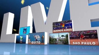 Tennis Channel Plus TV Spot, 'February: ATP World Tour'