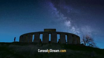 CuriosityStream TV Spot, 'For the Curious: Free Month Trial'