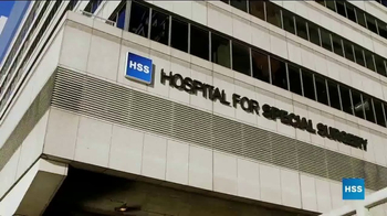 Hospital for Special Surgery TV Spot, 'A History of Research' - Thumbnail 1