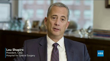 Hospital for Special Surgery TV Spot, 'A History of Research' - Thumbnail 7