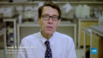 Hospital for Special Surgery TV Spot, 'A History of Research' - Thumbnail 3