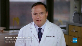 Hospital for Special Surgery TV Spot, 'A History of Research' - Thumbnail 4