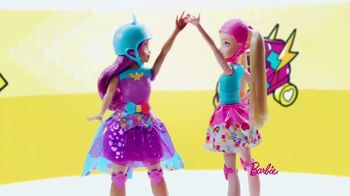 Barbie Video Game Hero Doll TV Spot, 'Jump Into the Game!'