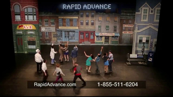 RapidAdvance TV Spot, 'Play'