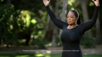 Weight Watchers TV Spot, 'Never Feel Deprived' Featuring Oprah Winfrey
