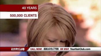 Hair Club TV Spot, 'Show Off' - Thumbnail 6