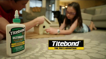 Titebond III TV Spot, 'Tough and Durable'