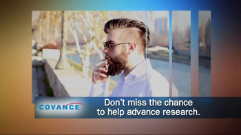 Covance Clinical Trials TV Spot, \'Smoking Study\'