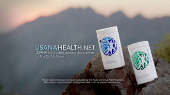 Usana TV Spot, 'Dr. Oz Show: Tell Your Body to Be Its Best' - Thumbnail 7