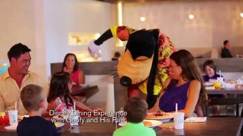 Four Seasons Resort TV Spot, 'Disney Dining and Golf' - Thumbnail 2