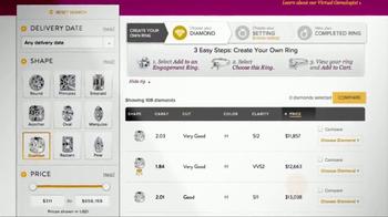 Ritani TV Spot, 'You Design It' - Thumbnail 1