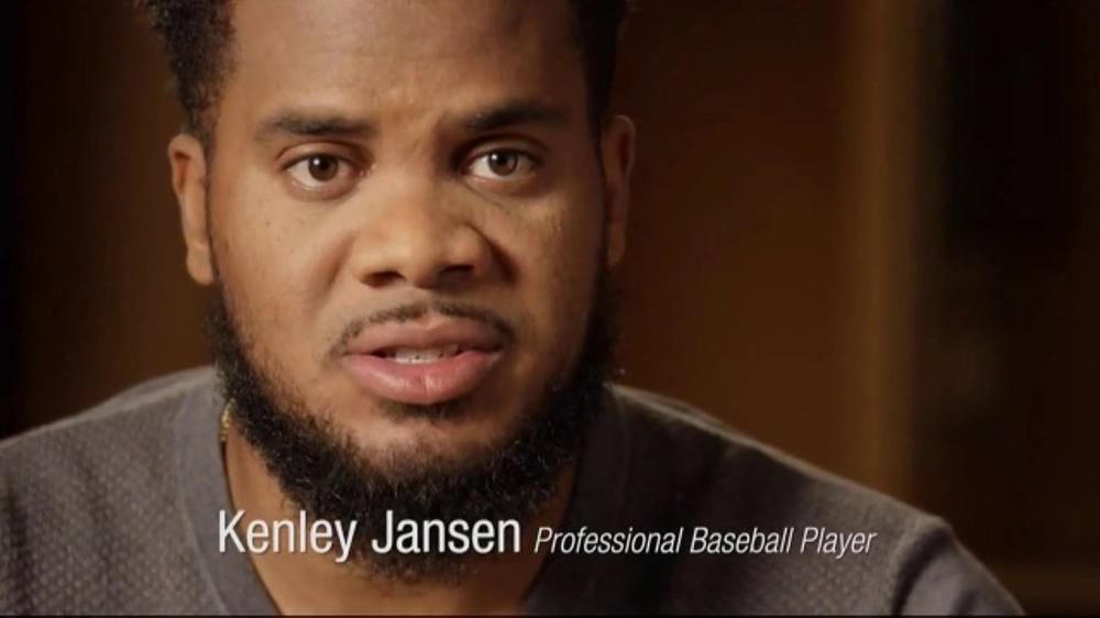 American Heart Association TV Commercial, 'AFib: Curveball' Feat. Kenley Jansen