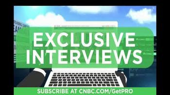 CNBC Pro TV Spot, 'In-Depth Access' - Thumbnail 5