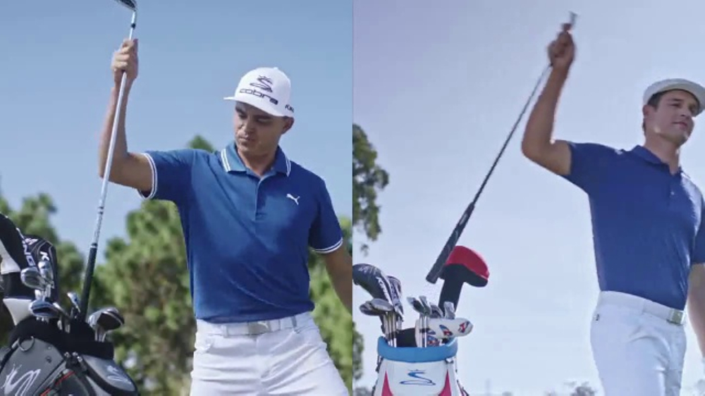 Cobra King F7 Irons TV Commercial, 'Iron Revolution' Featuring Rickie Fowler