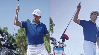 Cobra King F7 Irons TV Spot, 'Iron Revolution' Featuring Rickie Fowler