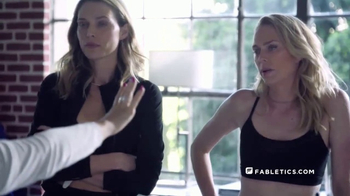 Fabletics.com Best Leggings Ever TV Spot, 'Dance Contest' Feat. Kate Hudson - Thumbnail 4