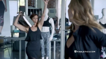Fabletics.com Best Leggings Ever TV Spot, 'Dance Contest' Feat. Kate Hudson - Thumbnail 5