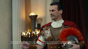 H&R Block TV Spot, 'Rome' Featuring Jon Hamm - Thumbnail 4