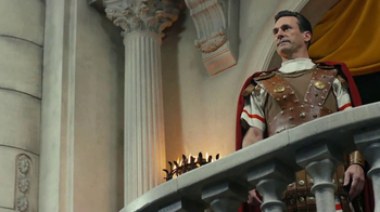 H&R Block TV Spot, 'Rome' Featuring Jon Hamm - Thumbnail 8