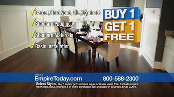 Buy One Get One Free Sale: Carpet, Hardwood, Tile thumbnail