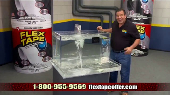 FlexTape TV Spot, 'Waterproof Tape'