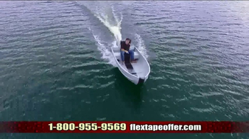 FlexTape TV Spot, 'Waterproof Tape' - Thumbnail 8