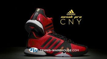 Tennis Warehouse TV Spot, \'adidas Novak Pro CNY Shoe\'