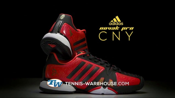 Tennis Warehouse TV Spot, 'adidas Novak Pro CNY Shoe'