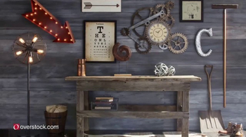 Overstock.com Dream Big, Spend Less Event TV Spot, 'Redecorate' - Thumbnail 2