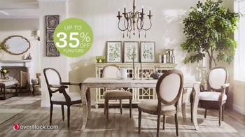 Overstock.com Dream Big, Spend Less Event TV Spot, 'Redecorate' - Thumbnail 3