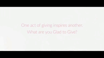 Glad TV Spot, 'What Are You Glad to Give?' Song by Ages and Ages - Thumbnail 10