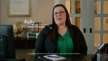 K12 TV Spot, 'Leader in Online Learning for Grades K-12'