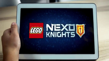 LEGO Nexo Knights: Merlock 2.0 TV Spot, 'Combo Power' - Thumbnail 1