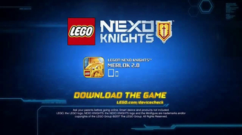 LEGO Nexo Knights: Merlock 2.0 TV Spot, 'Combo Power' - Thumbnail 8