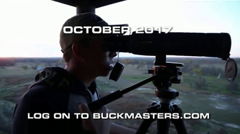 2017 Buckmasters Montana Dreamhunt TV Spot, 'One Awesome Sweepstakes' - Thumbnail 3