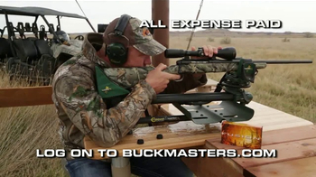 2017 Buckmasters Montana Dreamhunt TV Spot, 'One Awesome Sweepstakes' - Thumbnail 4