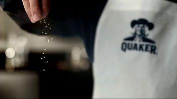 Quaker Breakfast Flats TV Spot, 'Keep You Going'