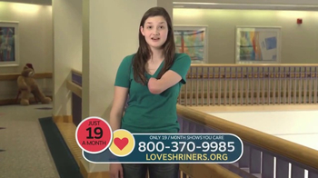 Shriners Hospitals for Children TV Spot, 'Celebration' - Thumbnail 7