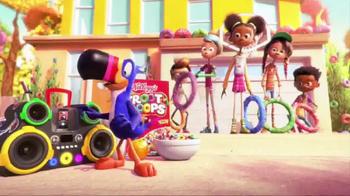 Froot Loops TV Spot, 'Dance' - Thumbnail 1