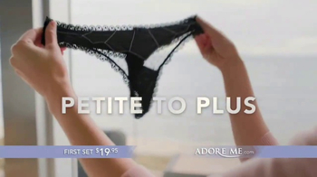 AdoreMe.com TV Spot, 'Valentine's Day From Him' - Thumbnail 4