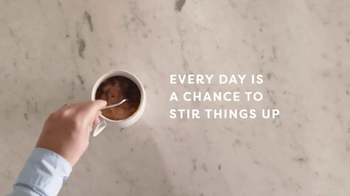 Coffee-Mate TV Spot, 'Every Day Is a Chance to Stir Things Up' - Thumbnail 2