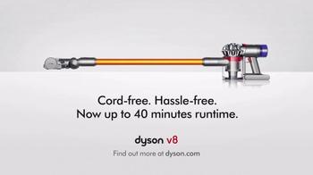 Dyson V8 TV Spot, 'Cord-Free. Hassle-Free.' - Thumbnail 9