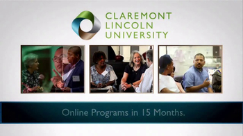 Claremont Lincoln University TV Spot, 'Lead and Engage'