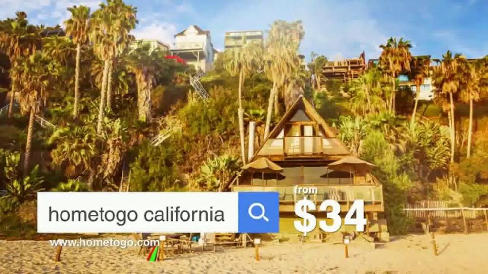 National Tv Sales Rental: HomeToGo TV Commercial, 'Vacation Rental Locations'