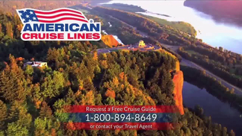 American Cruise Lines TV Spot, 'Your Inner Pioneer' - Thumbnail 8