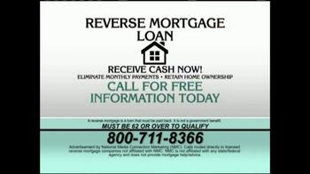 National Media Connection TV Spot, 'Reverse Mortgage Loan for Seniors' - Thumbnail 7