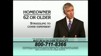 National Media Connection TV Spot, 'Reverse Mortgage Loan for Seniors' - Thumbnail 1